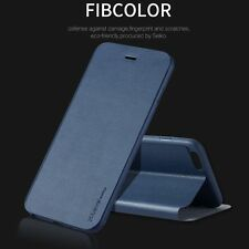 Luxury Slim Leather Flip Wallet Stand Case Cover Skin For Apple iPhone 6 6s Plus