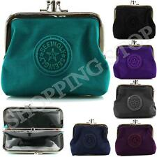 Fashion Ladies Womens Nylon Small Clutch Bag/Pouch/Wallet/Coin/Key Purse New