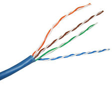 Cat6/Cat5e Ethernet Data Cable Roll Lan UTP Solid Core 305m *Options to Select*
