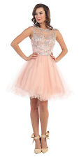 Short Homecoming Dresses Sexy Back Out Prom Tutu Mini Cocktail Dress