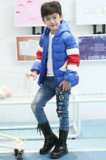 New children's clothing children boys and girls thick winter jacket down jacket
