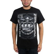 Men's Avenged Sevenfold Hail to the King Crown T-Shirt Officially Licensed