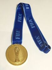 Brazil 2014 Fifa World Cup Champions Soccer Germany Gold Medal Solid Heavy new