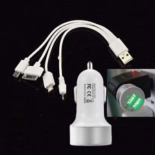 4in1-USB+CAR-Charger-Cable-for-iPhone-4-4S-iPod-Nokia-Samsung-HTC-LG HUAWEI zte