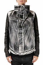 RICK OWENS DRKSHDW  Woman Padded Denim Jacket Made in Italy