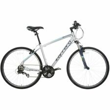 Carrera Crossfire 1 Mens Hybrid Bike V Brakes 21 Gears Shimano 700C Wheels