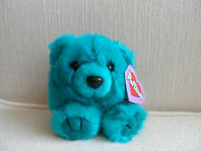 Puffkins ~TELLY the cute Bear by Swibco  #6673 Plush NWT