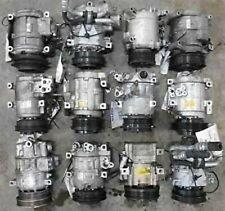 2011-2015 GMC Sierra 2500 AC Air Conditioner Compressor 176K OEM LKQ