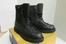 "Danner 8"" Inch Acadia 400G 22600 GORE-TEX GTX Mens Black Boots Police Military"