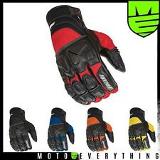 Joe Rocket Atomic X Motorcycle Gloves Black Red Blue Yellow Orange S-3XL