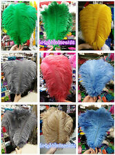 Gorgeous 50-200 pcs Ostrich Feathers 12-24 inch/30-60 cm beautiful color choices