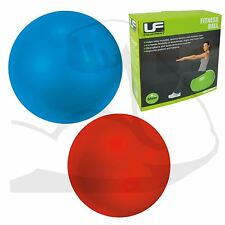 UFE Fitness Exercise Yoga Swiss Anti Burst Ball Gym 55cm 65cm Ab Abdominal Toner