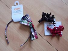 NWT GIRLS GYMBOREE HEADBAND, HAIR CLIPS, CURLY PUPS & KISSES U PICK!!