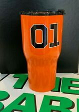 DUKES OF HAZZARD GENERAL LEE SHERIFF BOARS NEST Tumbler Cup/Coozie Powder Coated