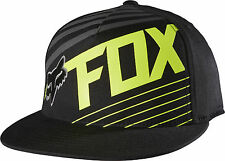 Fox Racing Mens Graphite Grey Solvent 210 Fitted Hat 2016 Casuals