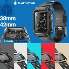 100% Genuine Supcase HEAVY DUTY TOUGH ARMOR Case FOR Apple Watch Case Cover