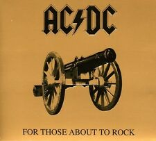 AC/DC - For Those About to Rock We Salute You VINYL LP NEW