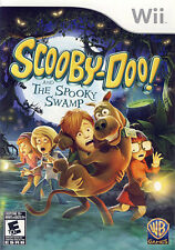 SCOOBY-DOO AND THE SPOOKY SWAMP (BILINGUAL COVER) (NINTENDO WII)