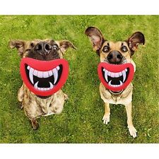 Big Red Lip Rubber Toy Dog Toy Puppy Dog Toys Lips for Pet Dog Sound Squeaky Toy