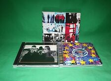 Lot Of 3 U2 Cd's Zooropa/Achtung Baby/The Joshua Tree