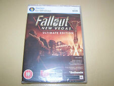 Fallout New Vegas  Ultimate Edition (PC DVD) **New & Sealed**