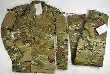 SCORPION W2 CAMO ARMY COMBAT USGI MILITARY OCP UNIFORM JACKET & PANTS SET