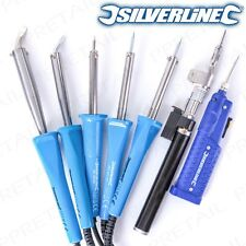 HIGH QUALITY SOLDERING IRON RANGE 8/25/40/60/100W/GAS Electrical Wiring/Cables
