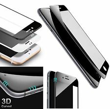 3D Curved Full Carbon Tempered Glass Screen Protector For Apple iPhone 7 7 Plus