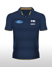 Geelong Cats AFL 2016 ISC Players Polo Shirt S-3XL! BNWT's!