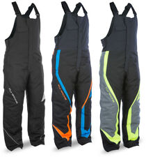 Fly Racing Mens Outpost Windproof Waterproof Insulated Snow Bibs