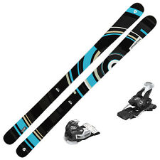DYNASTAR SLICER Skis w/ Tyrolia Attack 13 BINDINGS New DADMD01K