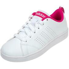 Chaussures mode ville Adidas neo Advantage blc/rose jr Blanc 33021 - Neuf