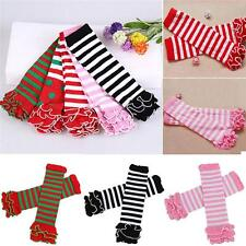 New Baby Kids Children Stripes Pattern Leggings Legs Warmers Soft Socks Sock Y