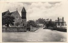 Tylers Green, Bucks, Real photo, old postcard, unposted