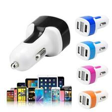 Universal 4 In 1 Car Charger Adapter Dual USB Adapter For iPhone/Samsung note 7