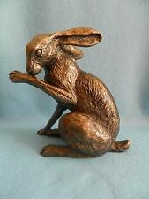 Heather Hare by Harriet Glen/Cold Cast Bronze /Wicca/Pagan/Witch