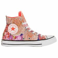 Converse Chuck Taylor Digital Floral Print Hi Floral Womens Trainers