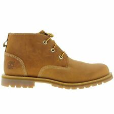 Timberland Larchmont Waterproof Chukka Wheat Mens Boots