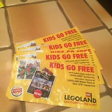 legoland coupon kids go free california sea life aquarium water park theme park