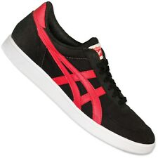 Asics Onitsuka Tiger Pro Center Casual Shoes Trainers Mexico 66 Black Red