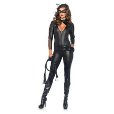 Womens Sexy Wicked Kitty Catsuit Costume