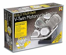 Brand New Build your own Haynes V-Twin Motorcycle Engine Model Kit Great Gift