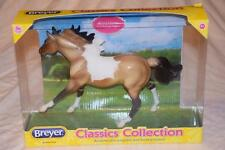 BREYER Classics Collection ~ BUCKSKIN PAINT ~ 940 horse - New in Box