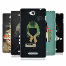 OFFICIAL FRANK MOTH PORTRAITS SOFT GEL CASE FOR SONY PHONES 3