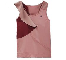 ADIDAS BY Stella McCartney Barricade White Red Tank New York M, L NEW