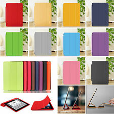 Smart Stand Magnetic Leather Case Cover For APPLE iPad Air Mini 4 3 2 1 Pro 9.7