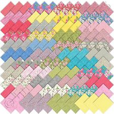 """Moda Dogwood Trail II Charm Pack (3 Packs) 126 5"""" Quilting Quilt Cotton Squares"""