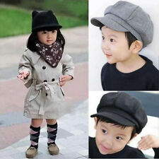 Winter Autumn Fashion Child Kids Baby Girls Boy Beret Cap Woolen Warm Beanie Hat