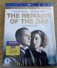 The Remains Of The Day (Blu-ray, 2013) NEW SEALED