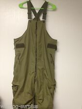 US Mitary Issue Insulated Overalls Mounted Crewman Aircrew Aramid Fire Resistant